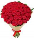Buquê 60 Rosas