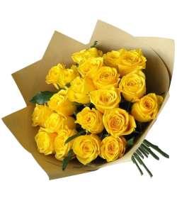 20 Rosas Amarelas