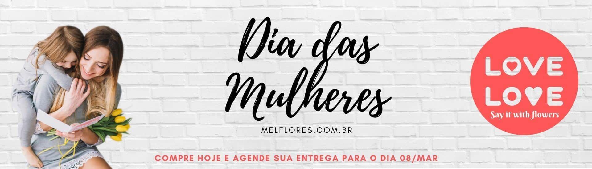 Mel Flores - Dia das Mulheres